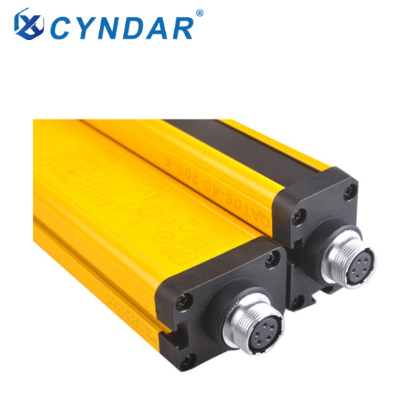 long distance protection Highly safe light curtain device safety light barrier
