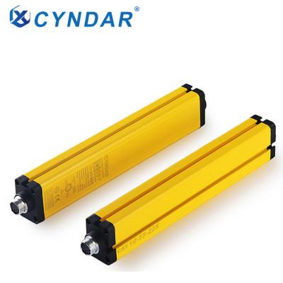 High sensitivity safety light curtain ir light curtain for dangerous machinery