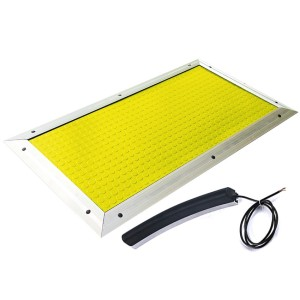 Safety mats are used to protect machinery and machines.