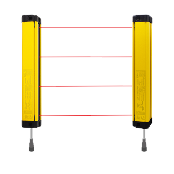 Hot sale safety light curtain protection hand safety sensor industrial protection