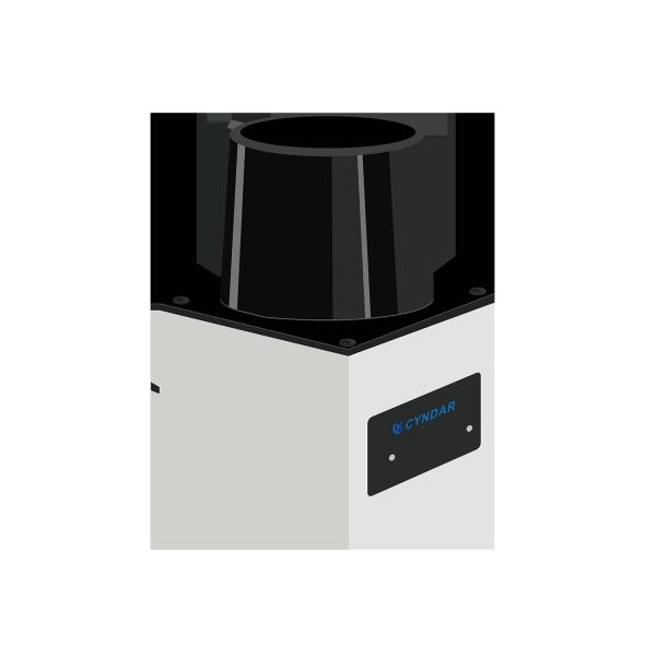 Indoor mobile car positioning scanner navigation safety laser scanner