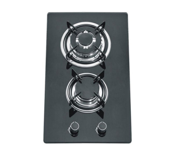 ALK-2301 Tempered Glass Built-in Gas Hob Gas Stove