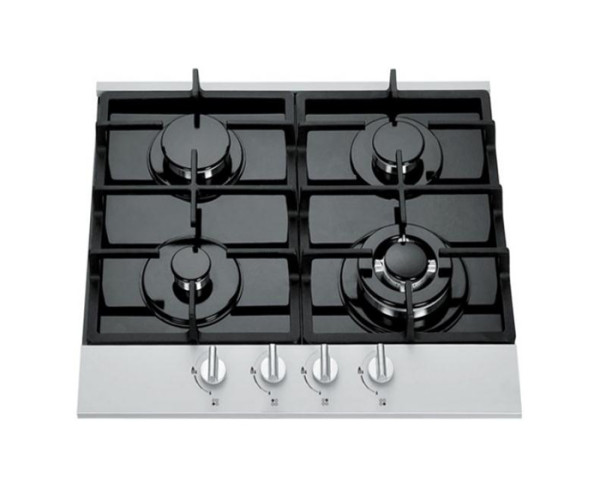 ALK-4508 8mm Black Built-in Gas Hob Gas Stove with 4 Burners
