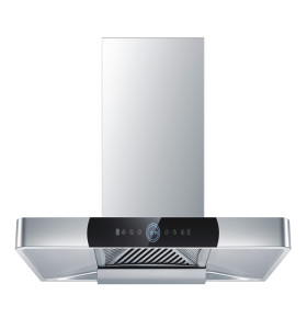 ALK-D9065 Strong Suction Stainless Steel Range Hood Cooker Hood Kitchen Chimney Hood with Copper Motor