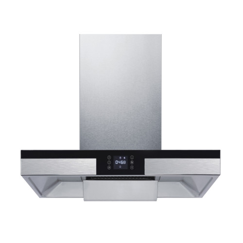 ALK-D9700 Touch Control Air Suction Kitchen Range Hood Cooker Hood Chimney