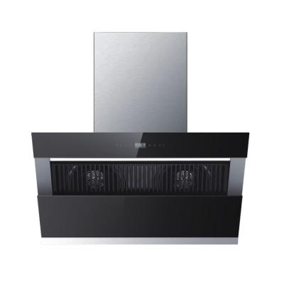 ALK-D9079 Black Touch Control Kitchen Cooker Hood