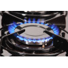 ALK-5701 LPG/NG Tempered Glass Built-in Gas Hob Gas Stove with 5 Burners 90cm