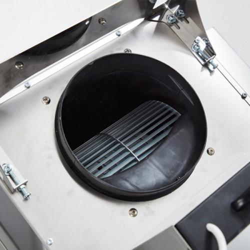 ALK-3007  Glass Cooker Hood Range Hood Fan Motor 90cm 200W Saving Energy