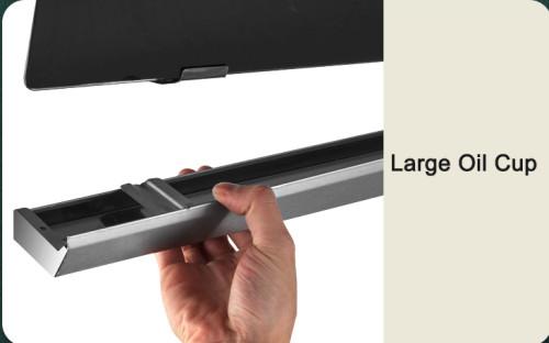 ALK-D9003 Tempered Glass Range Hood Cooker Hood for Kitchen Use