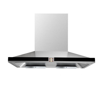 ALK-4112 Stainless Steel Kitchen Cooker Hood Chimney Hood with Copper Motor 90cm