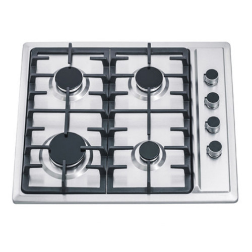 ALK-4503 Built-in Stainless Steel Gas Hob Gas Stove Cooking Plate with Four Burner