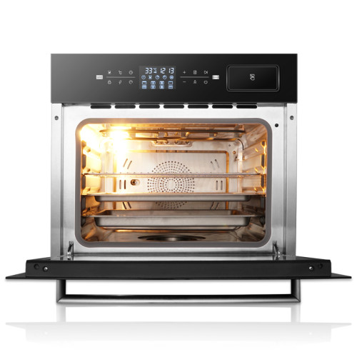 ALK-818 Single Built-in Electric Oven with Touch Control 60cm