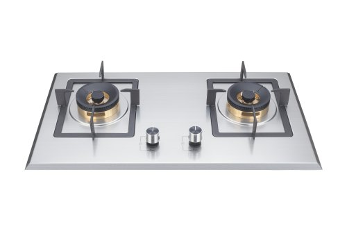 ALK Stainless Steel Built-in Gas Hob with Safety Device 2 Burners