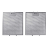 ALK-T01 Stainless Steel Kitchen Chimney Hood Cooker Hood Range Hood with Glass Panel