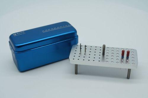 72-hole dual autoclavable box (Solid core)