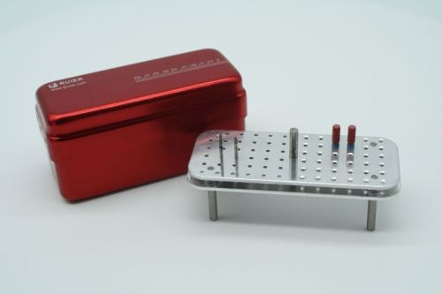 72-hole dual autoclavable box (Dual core)