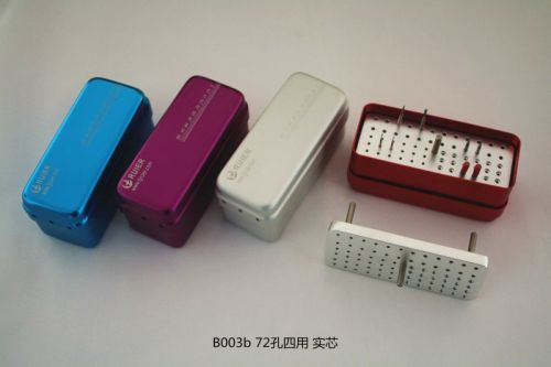 72-hole four use disinfection box