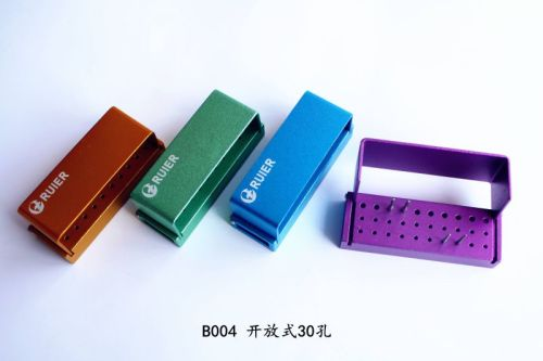 30-hole autoclavable box for opening