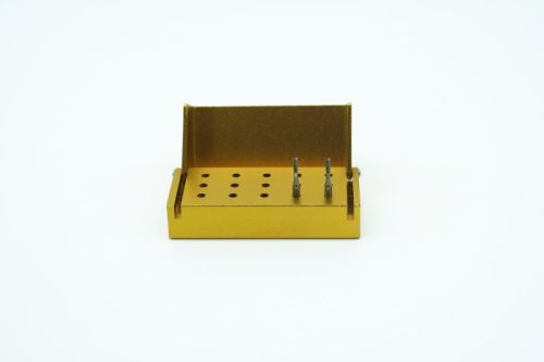 15-hole autoclavable box for opening