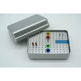 120-hole autoclavable box