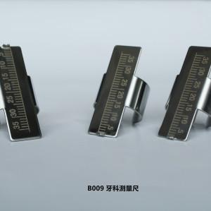 Dental measuring ruler (Thumb type)