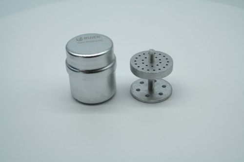 28-hole dental endo box
