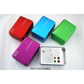 180-hole autoclavable box