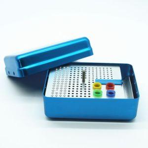 180-hole autoclavable box180 hole high temperature and high pressure tape ruler sterilization box