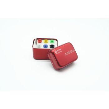 Square gutta-percha tip disinfection box