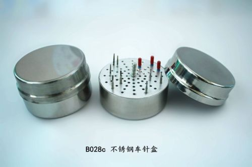 autoclavable stainless steel box