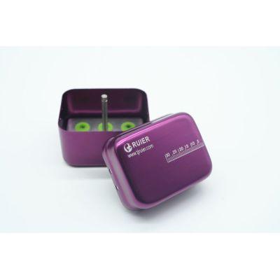 6-hole instrument autoclavable box