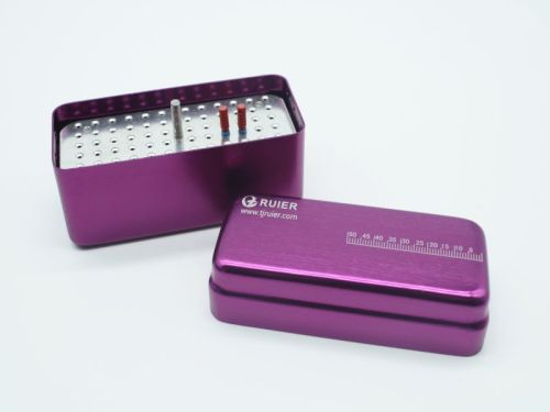 72-hole autoclavable box (Dual core)