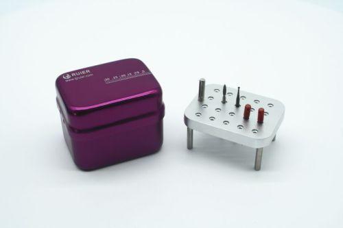 20-hole multi-purpose high temperature and high pressure disinfection box
