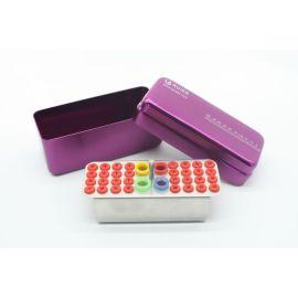 32-hole  autoclavable box