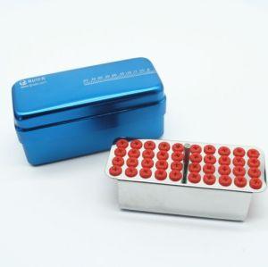40-hole  autoclavable box