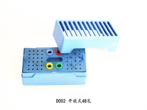 48-hole autoclave box for opening