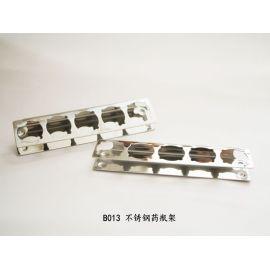 Stainless steel medicine bottle rack