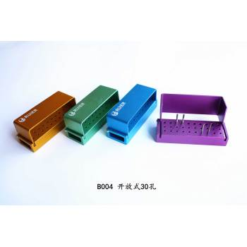 Open 30-hole disinfection box
