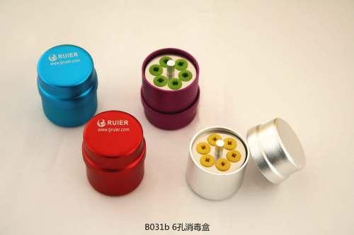 6-hole sterilization box