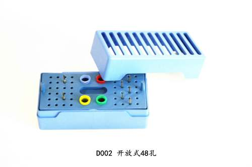 autoclave box for opening