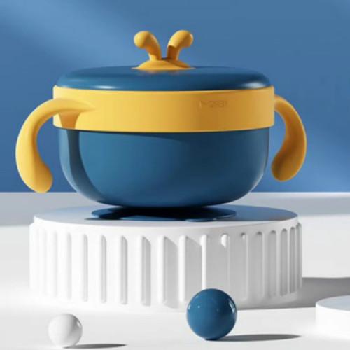 الجملة BPA الحرة الغذاء الصف PP غير سامة الطفل تويست شوكة ملعقة
