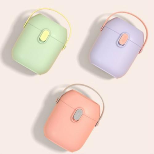 BPA Free Food Grade PP Non-Toxic Baby Milk Powder Box من الصين