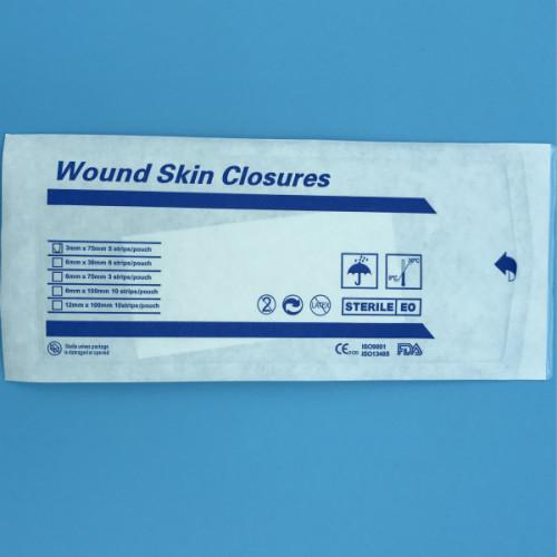إغلاق الجلد للجروح بالجملة لجروح الجراحة