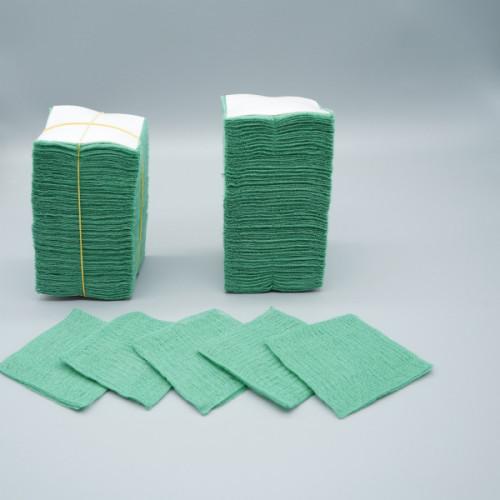 傷のための卸売綿医療非滅菌ガーゼパッド