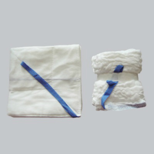手術用卸売医療用洗浄済みおよび未洗浄の腹部パッドラップスポンジ