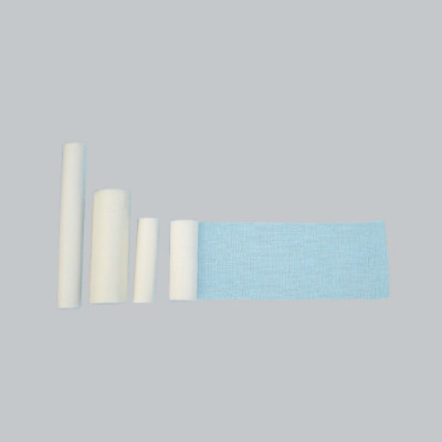 Wholesale Cotton Hospital Medical Selvedged Gauze Bandage Roll For Burns and Wounds Wrap