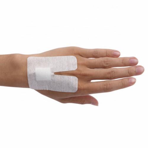 الجملة المعقمة غير المنسوجة IV. تضميد الجروح لتثبيت الوريد. القسطرة PICC و CVC