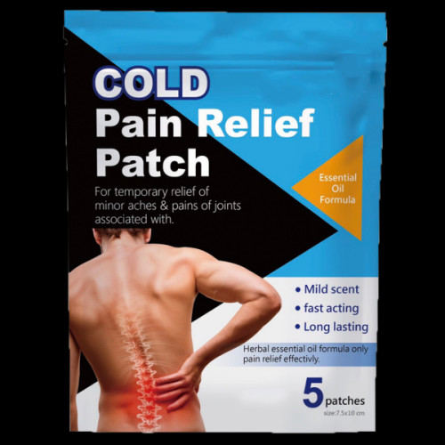 Оптовые горячие и холодные пластыри для обезболивания