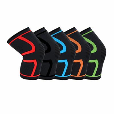 Оптовый эластичный рукав для поддержки колена для бега