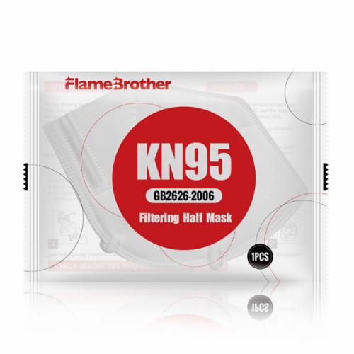 قناع جراحي KN95 بالجملة للحماية من الغبار والفيروسات